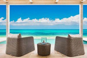 New 2 Bedroom Beachfront Villas