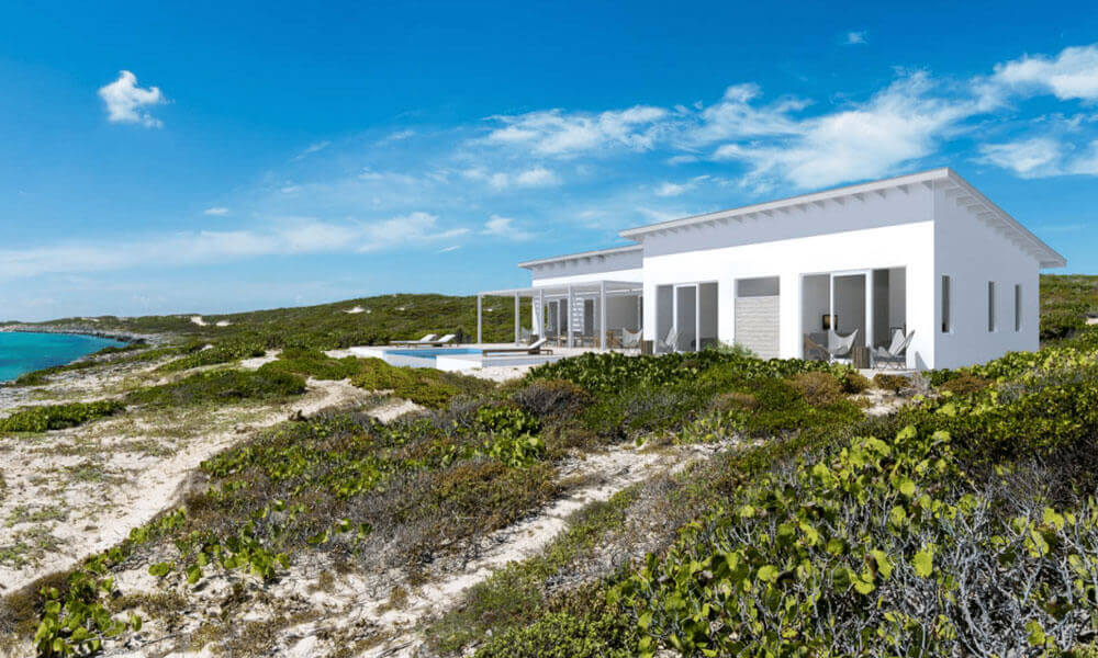 Sailrock South Caicos Reef 3 Peninsula Villa