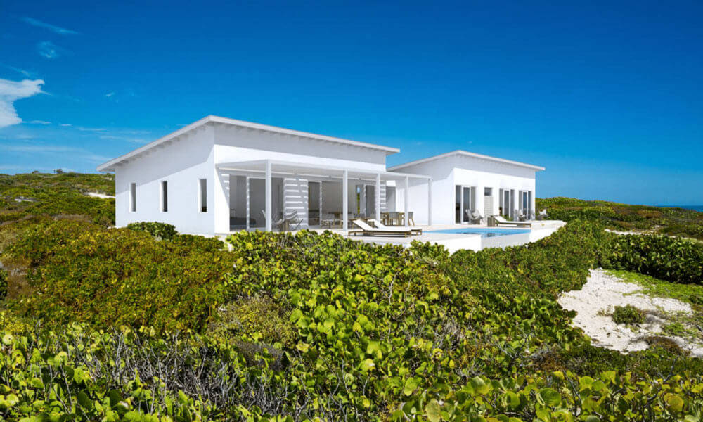 Sailrock South Caicos Reef 4 Peninsula Villa