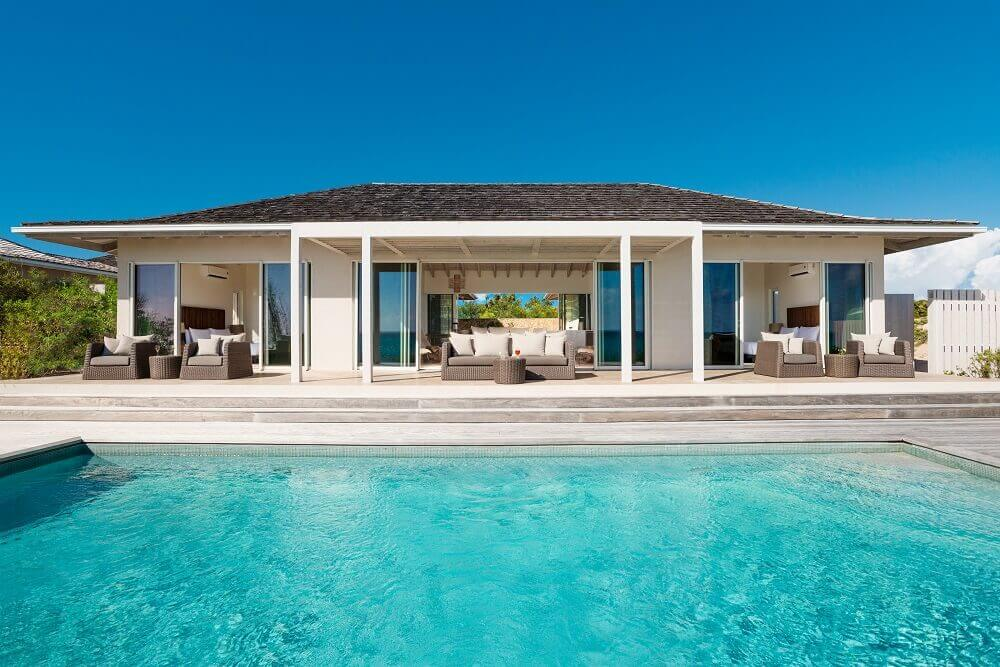 Turks and Caicos Beachfront Villa