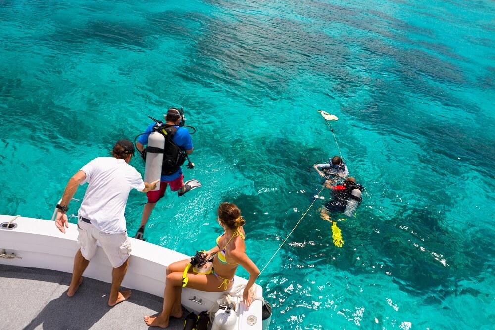 South Caicos Scuba Diving