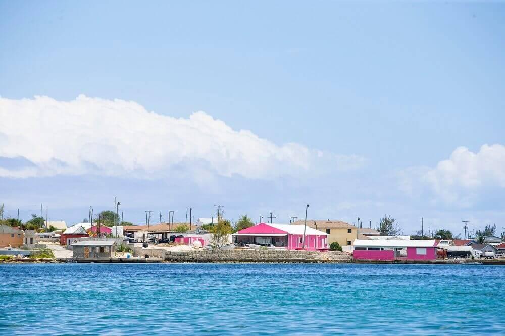 South Caicos - Cockburn Harbour