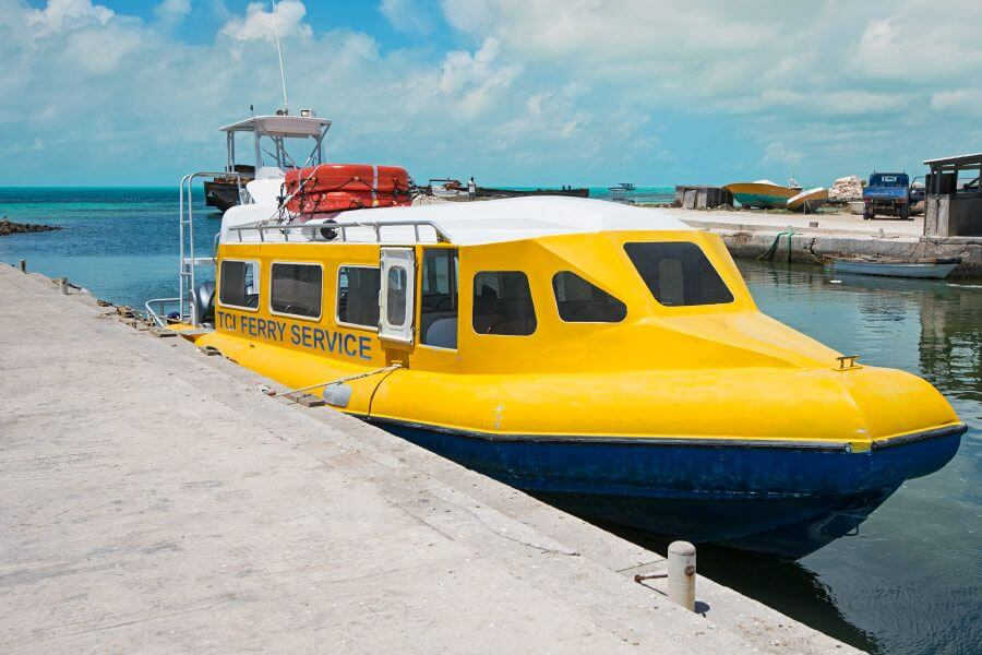 Ferry Service to South Caicos