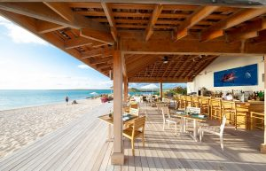 Caribbean Beachfront Restaurant