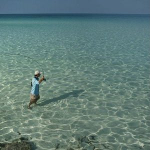 Bonefishing in South Caicos